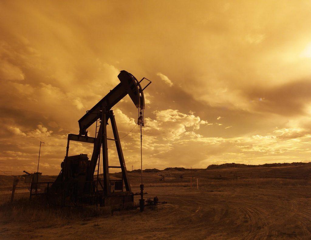 Relación petróleo bolsa