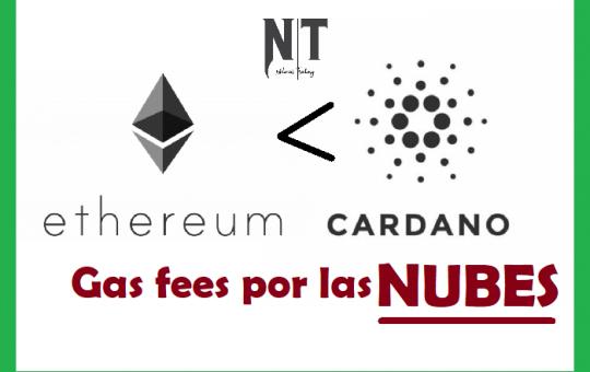 gas fees de Ethereum