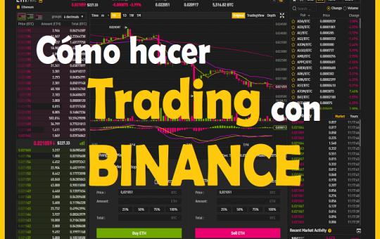 trading en binance